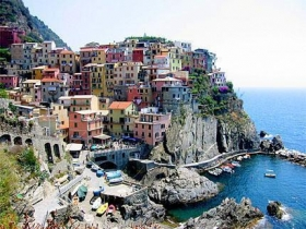 Tour delle Cinque Terre & Portovenere - full day by Bus -  Enocuriosi di Wine and Tours