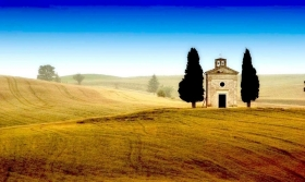 Pienza e Montepulciano - half day by minivan -  Enocuriosi di Wine and Tours