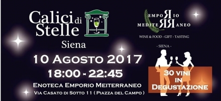 Calici di Stelle 2017 - Wine and Tours by Enocuriosi