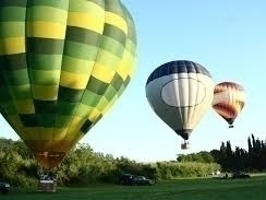 Flying in Hot Air Balloon -  Enocuriosi by Wine and Tours