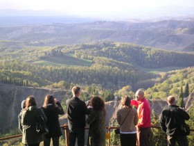San Galgano & Montalcino by minivan  - full day tour - -  Enocuriosi by Wine and Tours