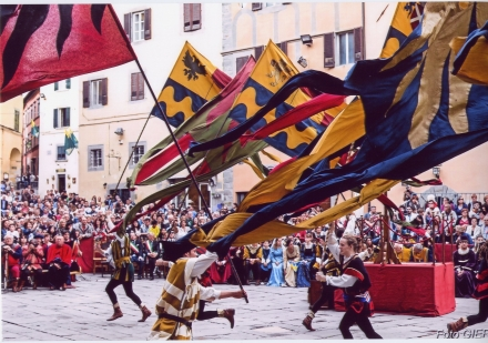 The Archidado Joust -  Enocuriosi by Wine and Tours